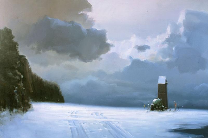 En Vinter Lang